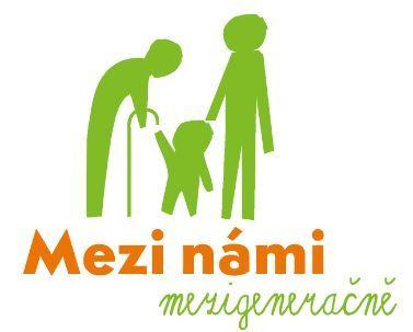 Logo projektu Mezi námi