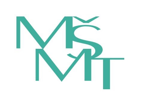 Logo Ministerstva školství a tělovýchovy
